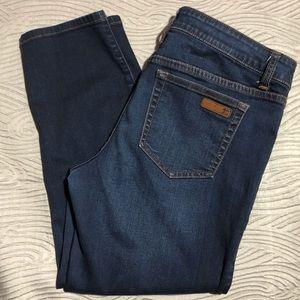 Joe's Jeans Icon Clean Crop Sz 32